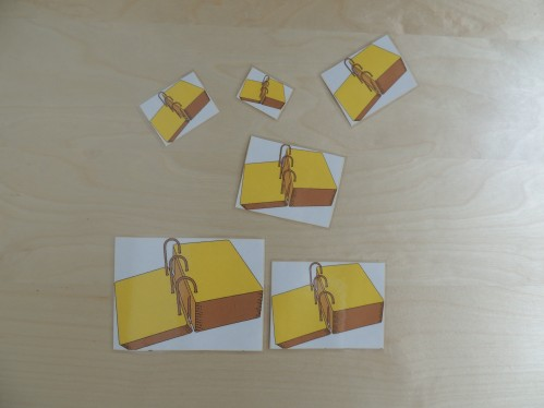 General Conference Activity-Gold plates size sorting