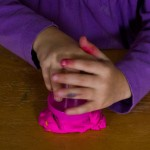 General Conference Activities — Playdough, Size Sort and Poke Pages