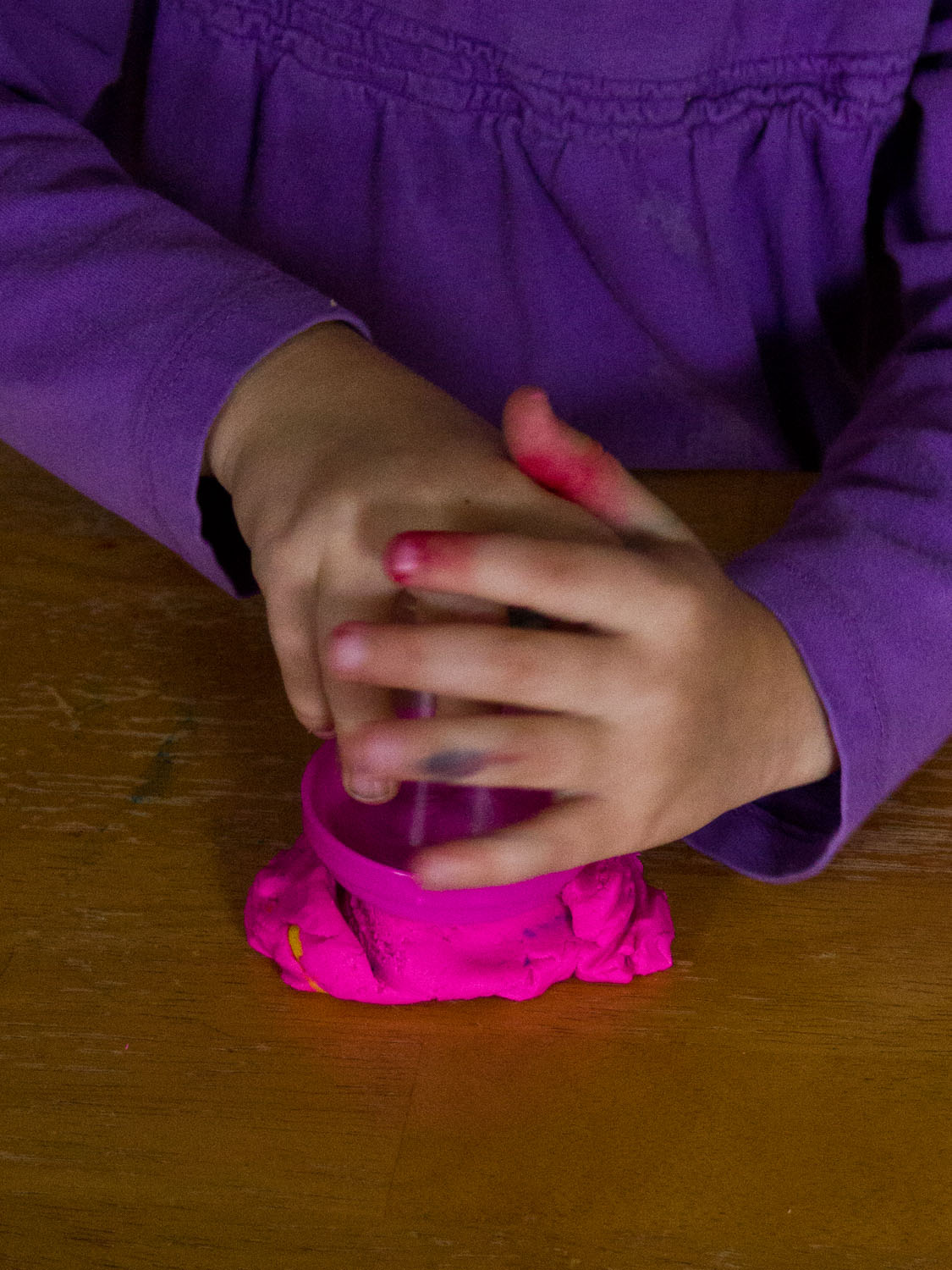 General Conference Activities Play-dough