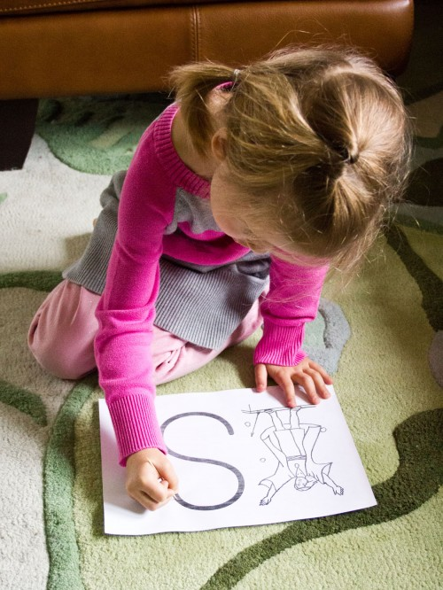 General Conference Activities Poke Pages. Perfect for preschoolers.