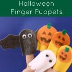 Halloween Finger Puppets Tutorial