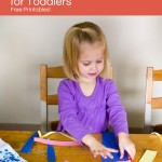 List of Toddler General Conference Activities