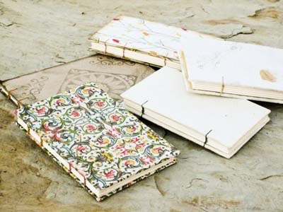 Make Your Own Journal -- Coptic Stitch Books