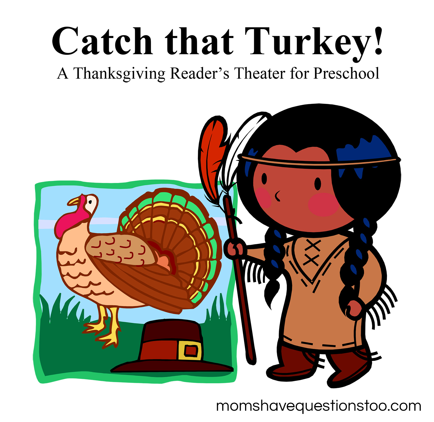 Catch that Turkey Readers Theater