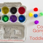 Color Games for Toddlers Part 1