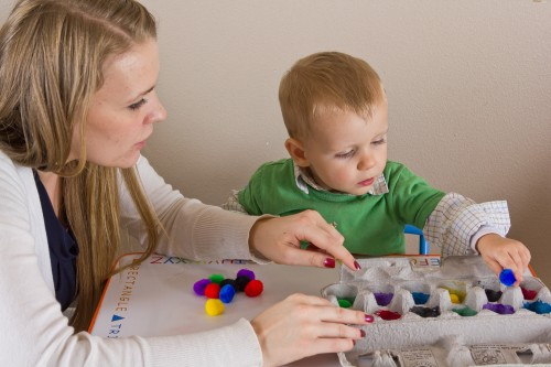 Color Games for Toddlers -- Moms Have Questions Too