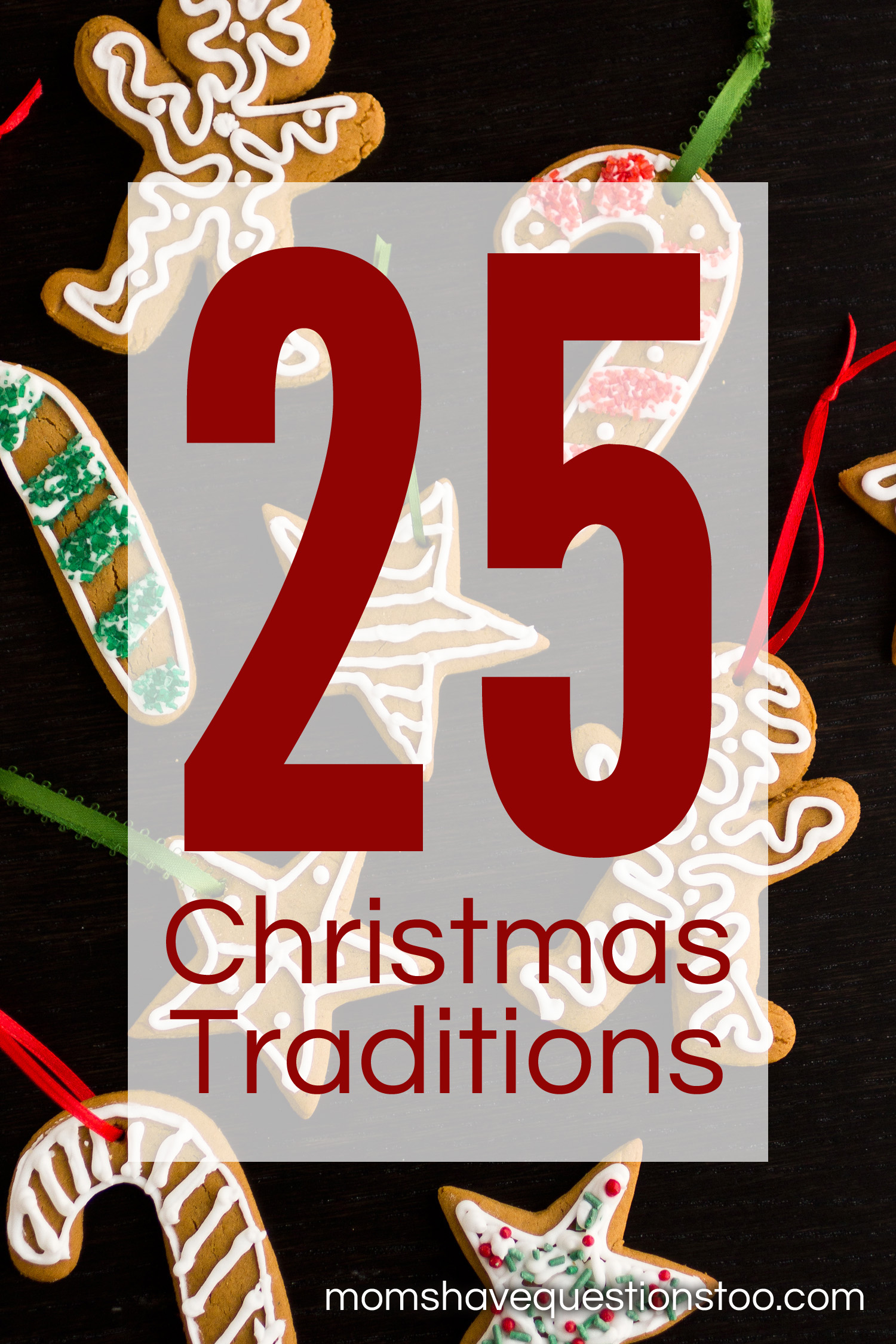 25 Christmas Traditions -- Moms Have Questions Too