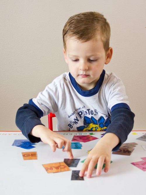 Color Games for Toddlers -- Free Printable Puzzles! -- Moms Have Questions Too