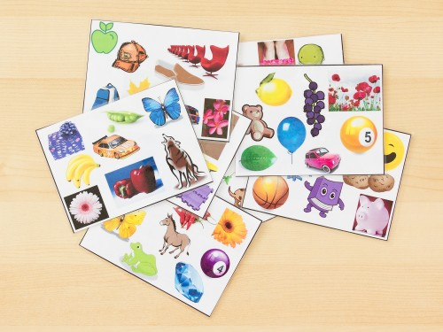 I Spy Color Cards -- Moms Have Questions Too