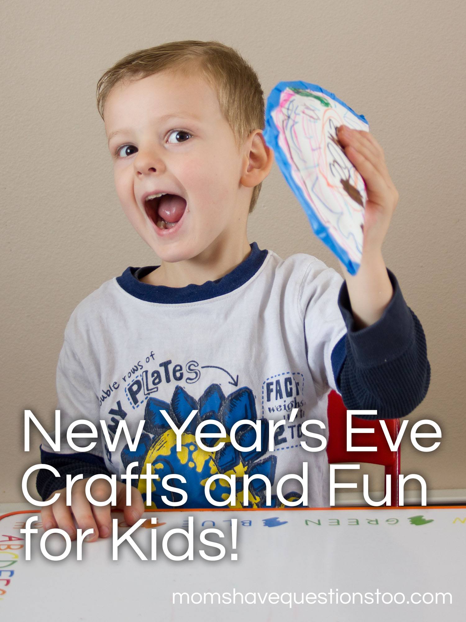 New Year's Eve Celebrations for Kids -- Moms Have Questions Too