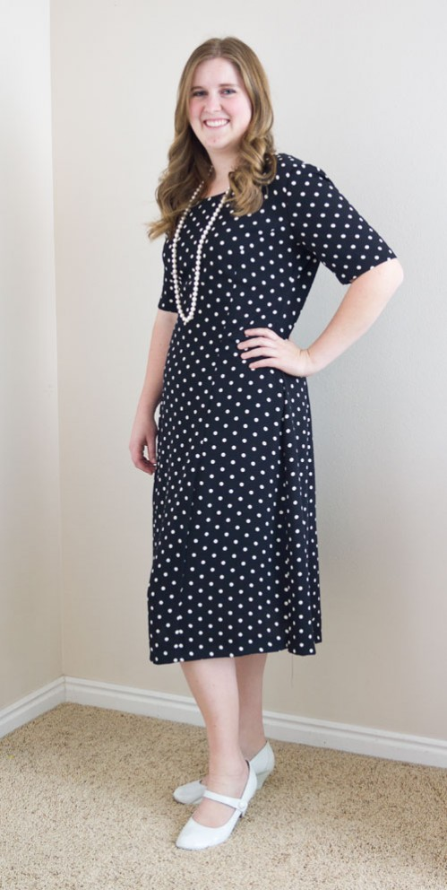 Savers Shopping and Dress Refashion -- Moms Have Questions Too