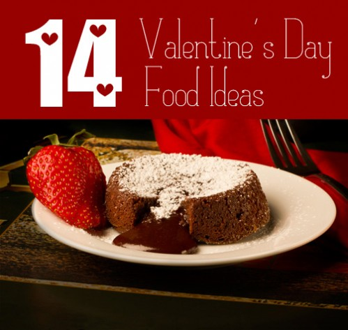 14 Valentine's Day Food Ideas -- Moms Have Questions Too