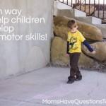 Locomotor Skills Activities for Preschool