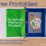 ABC Scripture Memory Packet