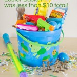 Easter Baskets for Under $10!