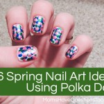 Spring Nail Art Ideas Using Dots