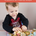 How to Keep Children Happy on Rainy Days: Guest Post