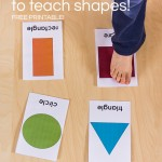 Find the Shape – Teaching Shapes Activity