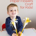 Handprint Lilies: A Fun Spring Craft Idea