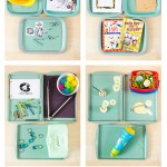 Space Themed Montessori Tot School Trays