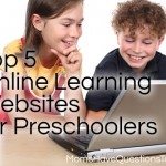 Top 5 Online Learning Websites for Preschoolers