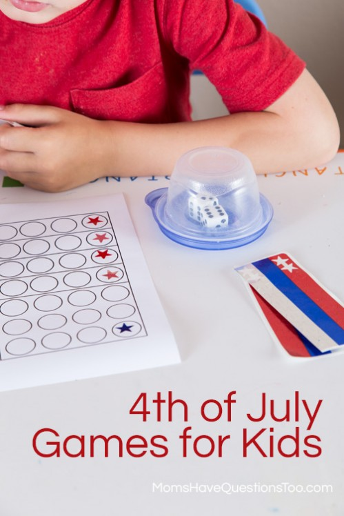 4th of July Games - www.momshavequestionstoo.com