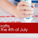 Preschool 4th of July Crafts