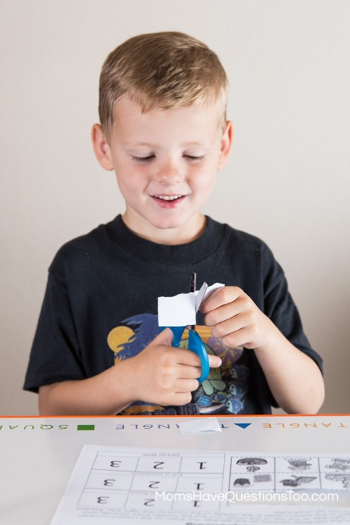Sequencing Cut and Paste Activity