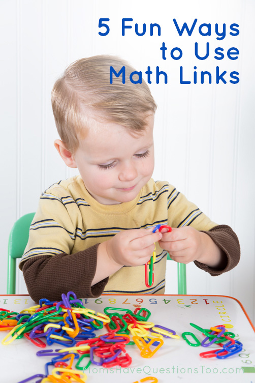 5 Fun Ways to Use Math Links - Math Links Review - Moms Have Questions Too