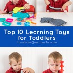 Top 10 Learning Toys for Toddlers