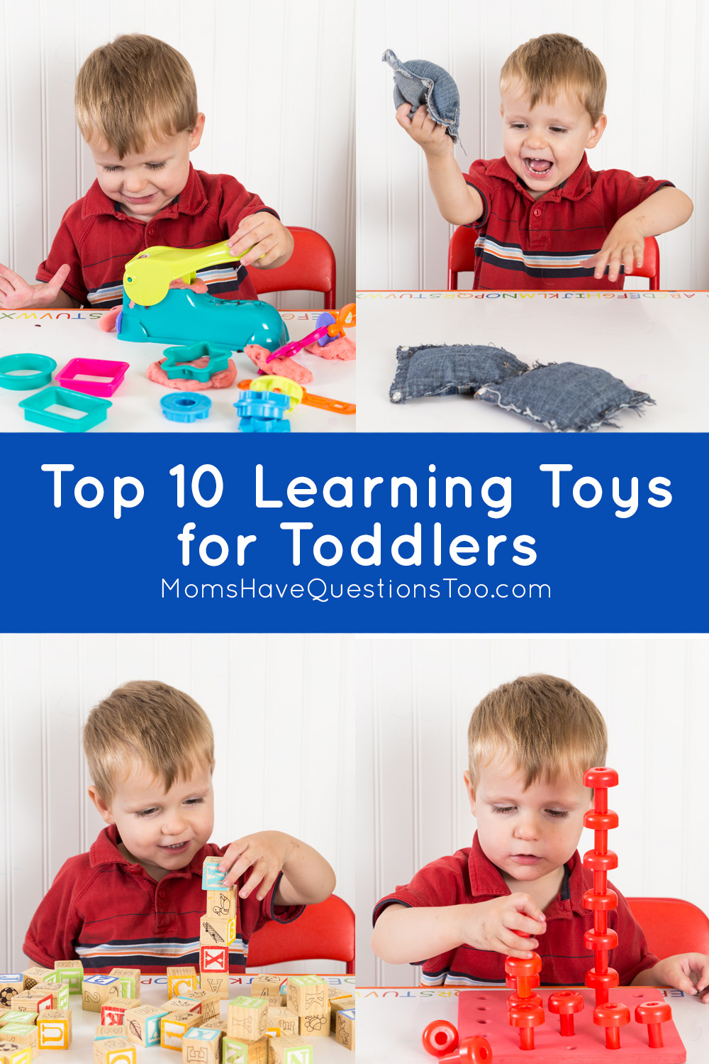 Toddler Educational Toys : Top learning toys for toddlers
