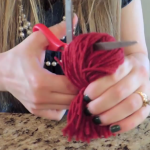 How to Make a Yarn Ball Video Tutorial