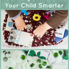 Expert Advice on How Sensory Bins Make Your Child Smarter