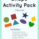 Shape Activity Pack