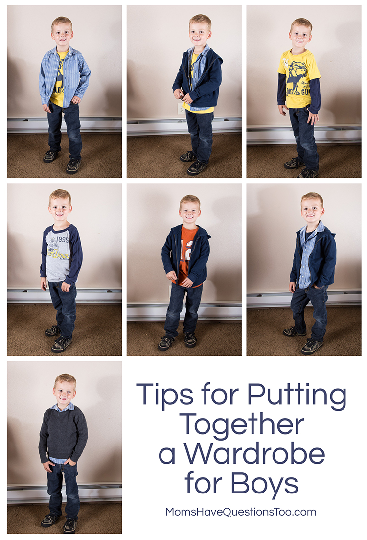 Back To School Clothes Wardrobe Tips